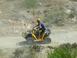 Excursie Quad Safari