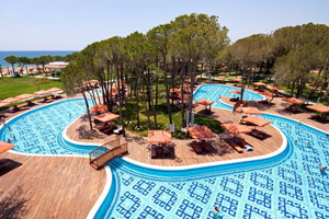 Hotel Ali Bey resort Side
