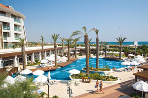 Hotel Evren Beach Side