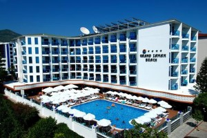 Hotel Grand Zaman Beach Alanya