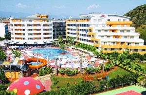 Hotel My Home resort Alanya